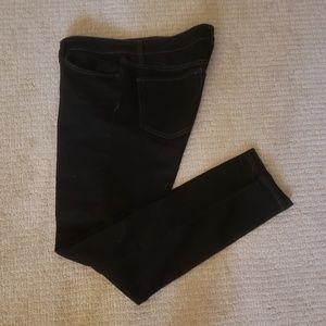 Jessica Simpson Women's Blk Forever Skinny Jeans,